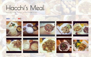 Hacchi's Meal