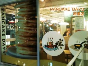PANCAKE DAYS 原宿店